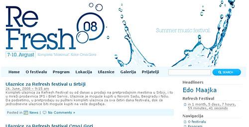 refresh festival kotor sajt